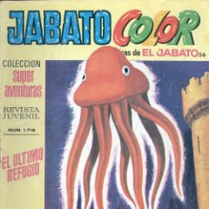 Tebeos: JABATO COLOR Nº 56. Lote 270157353