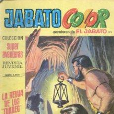 Tebeos: JABATO COLOR Nº 155. Lote 270163978