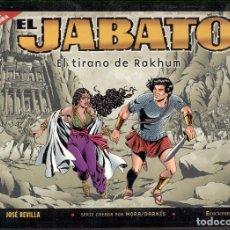 Tebeos: JABATO (EL TIRANO DE RAKHUM). Lote 270166958