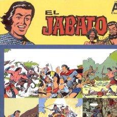 Tebeos: JABATO (50 ANIVERSARIO) (186 PÁGINAS). Lote 270167608
