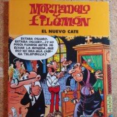 Tebeos: COMIC DE MORTADELO Y FILEMON EN EL NUEVO CATE. Lote 270194503