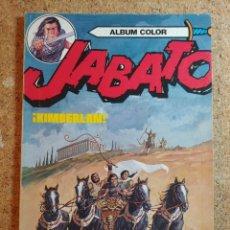 Tebeos: COMIC DE JABATO EN TIMBERLAND DEL AÑO 1980 Nº 4. Lote 270194658