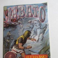 Tebeos: JABATO Nº 59 LUCHA BAJO EL MAR EDICIÓN HISTÓRICA - EDICIONES B MUCHOS EN VENTA PIDE FALTAS ARX12. Lote 270200813