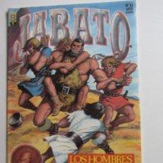 Tebeos: JABATO Nº 83 EDICIÓN HISTÓRICA - EDICIONES B MUCHOS EN VENTA PIDE FALTAS ARX12. Lote 270200963