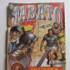 Tebeos: JABATO Nº 61 EDICIÓN HISTÓRICA - EDICIONES B MUCHOS EN VENTA PIDE FALTAS ARX12. Lote 270201003