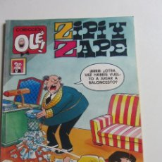 Tebeos: COLECCION OLÉ Nº 50 - Z.95. ZIPI Y ZAPE EDICIONES B 1ª EDICION 1990 ARX12. Lote 270203668