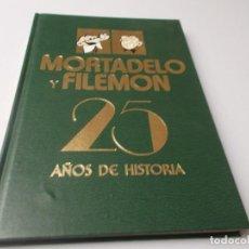 Tebeos: MORTADELO Y FILEMON 25 AÑOS DE HISTORIA. Lote 270226003