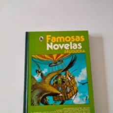Tebeos: FAMOSAS NOVELAS NÚMERO 5 AÑO 1986 5 EDICIÓN EDITORIAL BRUGUERA. Lote 270232168