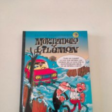 Tebeos: MORTADELO Y FILEMÓN NÚMERO 3 EDICIÓN COLECCIONISTA EDITORIAL SALVAT AÑO 2011. Lote 270352408