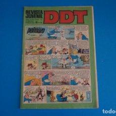 Livros de Banda Desenhada: COMIC DE EL DDT DON PELMAZO AÑO 1969 Nº 111 DE BRUGUERA LOTE 14 D. Lote 270518888