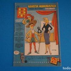 Tebeos: COMIC DE EL DDT AÑO 1958 Nº 362 DE BRUGUERA LOTE 14 D. Lote 270519503