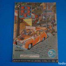 Tebeos: COMIC DE EL DDT AÑO 1963 Nº 624 DE BRUGUERA LOTE 14 D. Lote 270519613