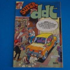Tebeos: COMIC DE SUPER DDT AÑO 1974 DE BRUGUERA LOTE 14 E. Lote 270523998