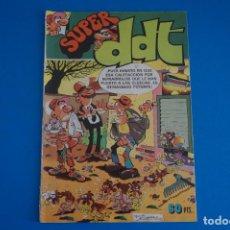 Tebeos: COMIC DE SUPER DDT AÑO 1981 DE BRUGUERA LOTE 14 E. Lote 270524233