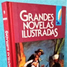 Tebeos: GRANDES NOVELAS ILUSTRADAS Nº: 9 1ª ED. 1985. RECOPILATORIO JOYAS LITERARIAS. Lote 270608588