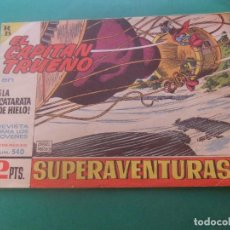 Tebeos: EL CAPITAN TRUENO Nº 540 EDITORIAL BRUGUERA. Lote 270861053