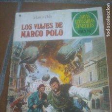 Tebeos: LOS VIAJES DE MARCO POLO - JOYAS LITERARIAS Nº 166. Lote 270862108