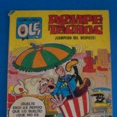 Tebeos: COMIC DE OLE PEPE GOTERA Y OTILIO AÑO 1984 Nº 36 DE BRUGUERA LOTE 22 D. Lote 270879558