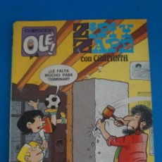 Tebeos: COMIC DE OLE ZIPI Y ZAPE AÑO 1989 Nº 196 DE BRUGUERA LOTE 22 D. Lote 270880148