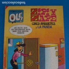 Tebeos: COMIC DE OLE ZIPI Y ZAPE AÑO 1989 Nº 180 DE BRUGUERA LOTE 22 D. Lote 270880223