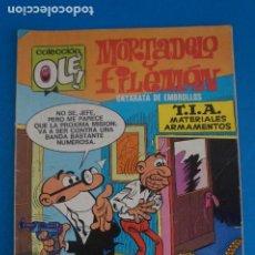 Tebeos: COMIC DE OLE MORTADELO Y FILEMON AÑO 1984 Nº 100 DE BRUGUERA LOTE 22 D. Lote 270882033