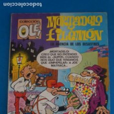 Tebeos: COMIC DE OLE MORTADELO Y FILEMON AÑO 1982 Nº 89 DE BRUGUERA LOTE 22 D. Lote 270882338