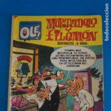 Tebeos: COMIC DE OLE MORTADELO Y FILEMON AÑO 1980 Nº 90 DE BRUGUERA LOTE 22 D. Lote 270882483