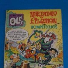 Tebeos: COMIC DE OLE MORTADELO Y FILEMON AÑO 1984 Nº 285 DE BRUGUERA LOTE 14 F. Lote 270883228