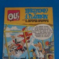 Tebeos: COMIC DE OLE MORTADELO Y FILEMON AÑO 1984 Nº 256 DE BRUGUERA LOTE 14 F. Lote 270883298