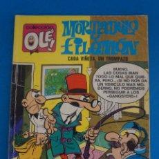 Tebeos: COMIC DE OLE MORTADELO Y FILEMON AÑO 1975 Nº 36 DE BRUGUERA LOTE 14 F. Lote 270883628