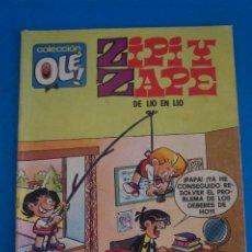 Tebeos: COMIC DE OLE ZIPI Y ZAPE AÑO 1982 Nº 137 DE BRUGUERA LOTE 14 F. Lote 270884073