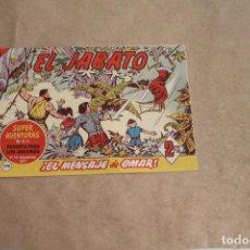 BDs: EL JABATO Nº 298, ORIGINAL, EDITORIAL BRUGUERA. Lote 270908578