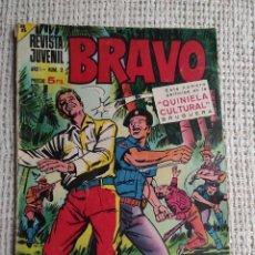 BDs: REVISTA BRAVO BRUGUERA NUMEROS Nº 2. Lote 56121981