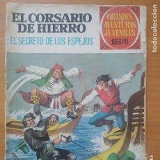 Tebeos: EL CORSARIO DE HIERRO Nº 9 - EL SECRETO DE LOS ESPEJOS - BRUGUERA - LEER DESCRIPCION (B). Lote 271022493