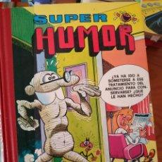 Tebeos: COMIC TOMO DE SUPER HUMOR Nº 12. Lote 271040183
