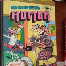 Tebeos: COMIC TOMO DE SUPER HUMOR Nº XII. Lote 271041923