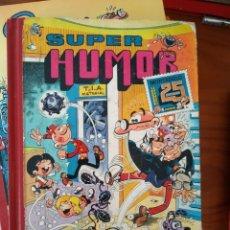 Tebeos: SÚPER HUMOR - NÚMERO XLIV - BRUGUERA. Lote 271042953