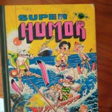 Tebeos: SÚPER HUMOR - NÚMERO XLIX - BRUGUERA. Lote 271043863