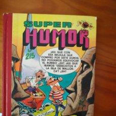 Tebeos: SÚPER HUMOR - NÚMERO 54- BRUGUERA. Lote 271049798