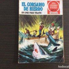 Tebeos: EL CORSARIO DE HIERRO SERIE ROJA NÚMERO 23. Lote 271152508