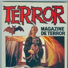 Tebeos: BRUGUERA. TERROR. MAGAZINE. 2.. Lote 271214243