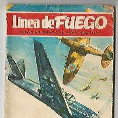 Tebeos: BRUGUERA. LINEA DE FUEGO. 9. AVELLAN.. Lote 271218398