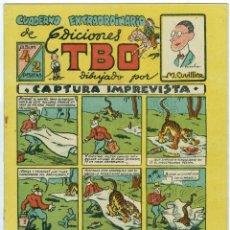 Tebeos: BUIGAS. CUADERNO EXTRAORDINAIRO TBO. 4.. Lote 271252963