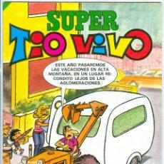 Livros de Banda Desenhada: BRUGUERA. SUPER TIO VIVO. 131.. Lote 271286288