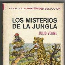 Tebeos: BRUGUERA. HISTORIAS SELECCI�N. 13. JULIO VERNE.. Lote 271324373