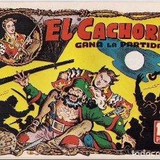Tebeos: BRUGUERA. EL CACHORRO REEDICION. 20.. Lote 271347948