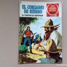 Tebeos: EL CORSARIO DE HIERRO SERIE ROJA NÚMERO 26. Lote 271388203