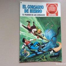 Tebeos: EL CORSARIO DE HIERRO SERIE ROJA NÚMERO 27. Lote 271389588