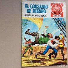 Tebeos: EL CORSARIO DE HIERRO SERIE ROJA NÚMERO 28. Lote 271391478