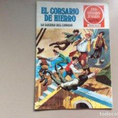 Tebeos: EL CORSARIO DE HIERRO SERIE ROJA NÚMERO 29. Lote 271394613